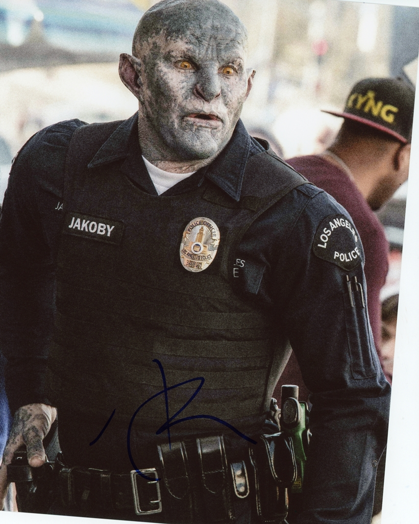 Joel Edgerton Signed Photo
