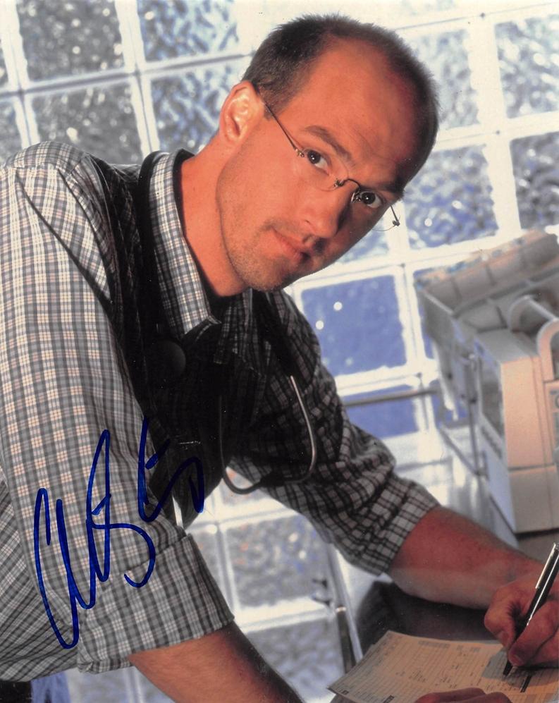 Anthony Edwards Signed Photo