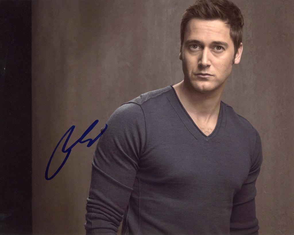 Ryan Eggold Signed Photo