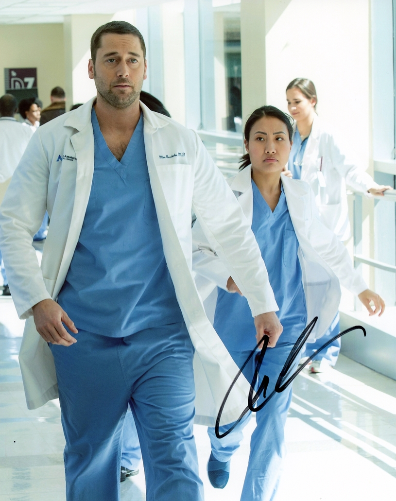 Ryan Eggold Signed Photo