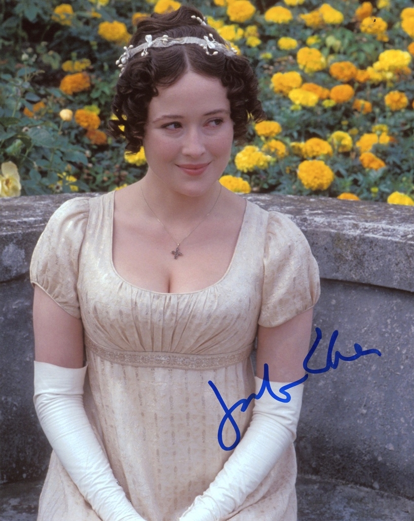 Jennifer Ehle Signed Photo