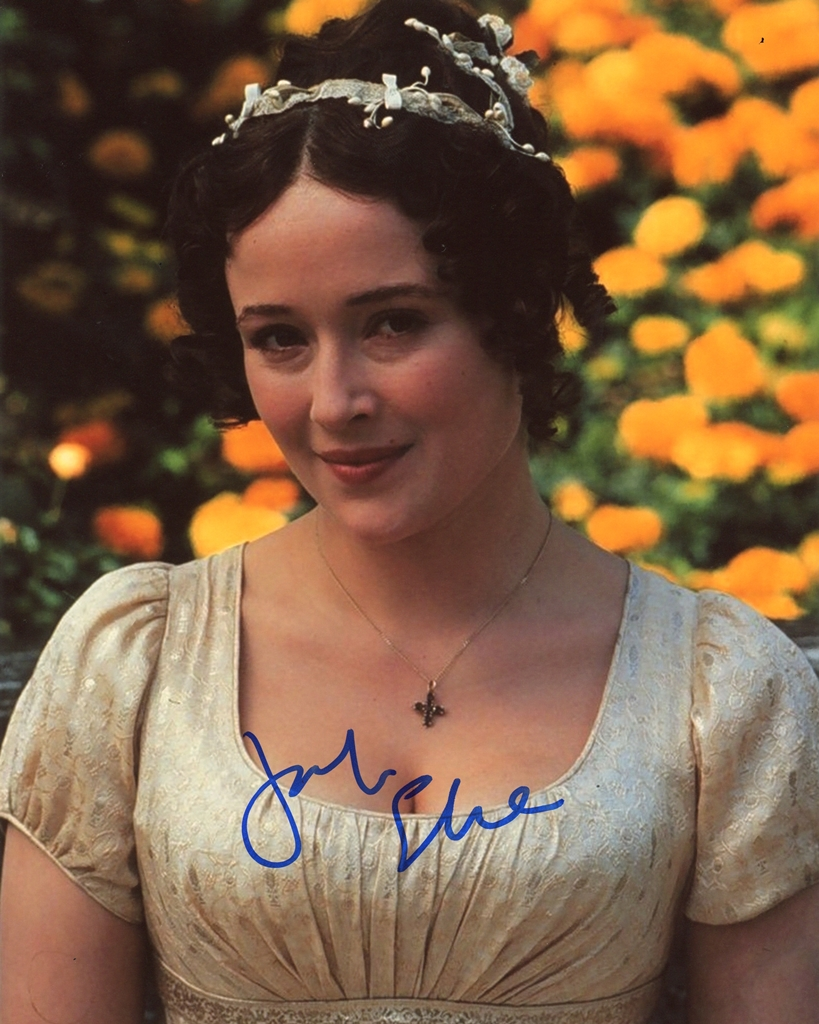 Jennifer Ehle Signed Photo