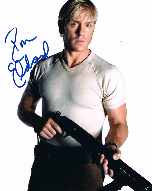 Ron Eldard Signed Photo