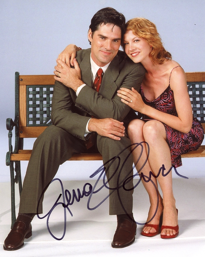 Jenna Elfman Signed Photo