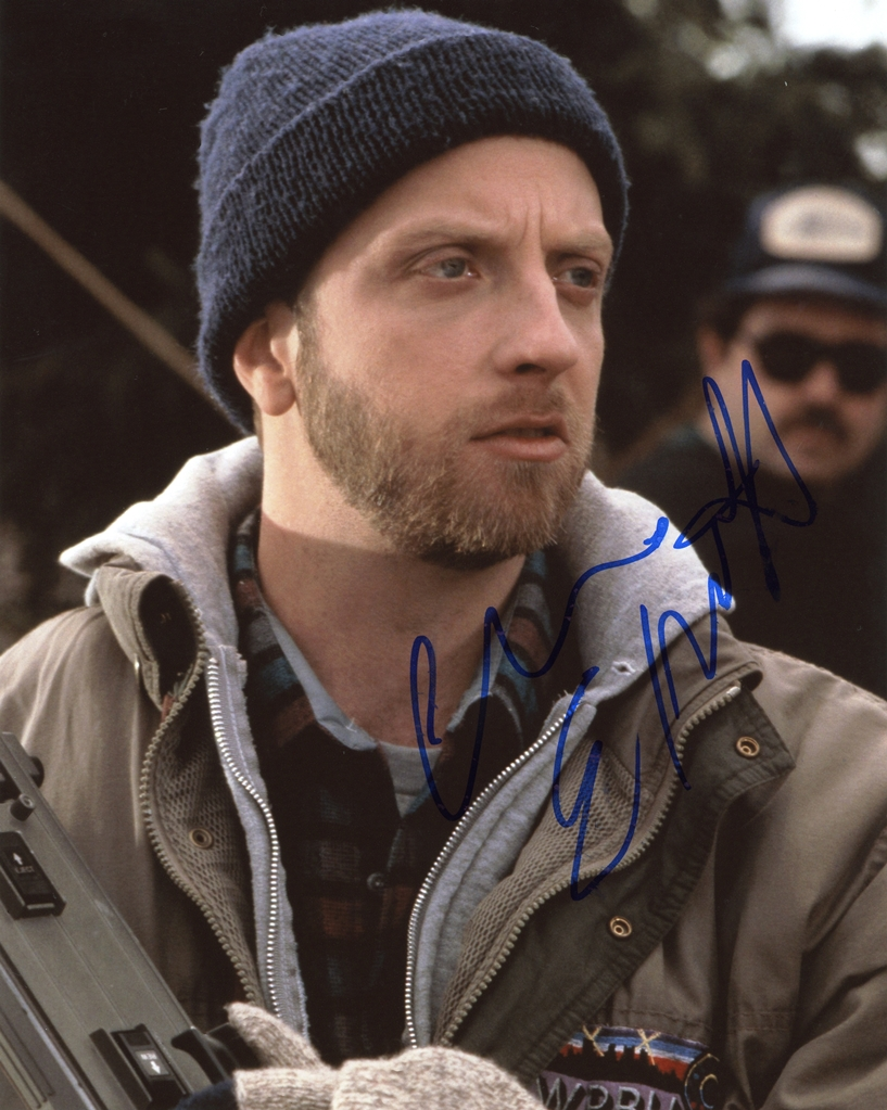 Chris Elliott Signed Photo