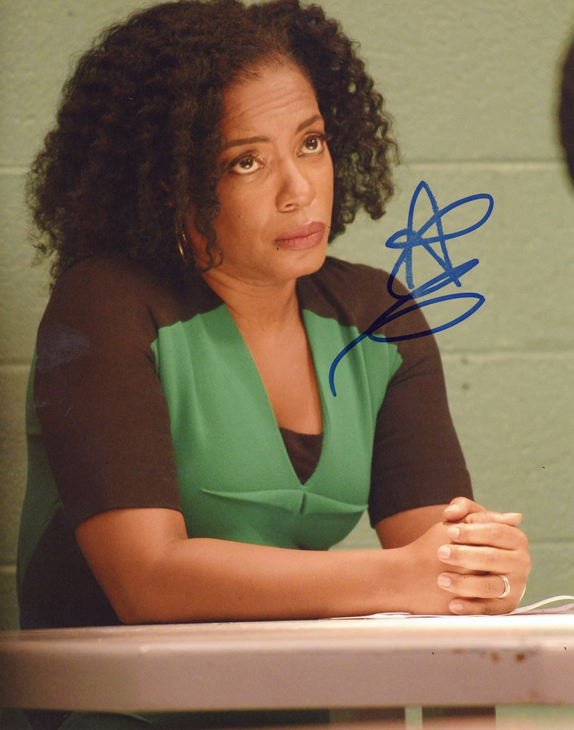 Aunjanue Ellis Signed Photo