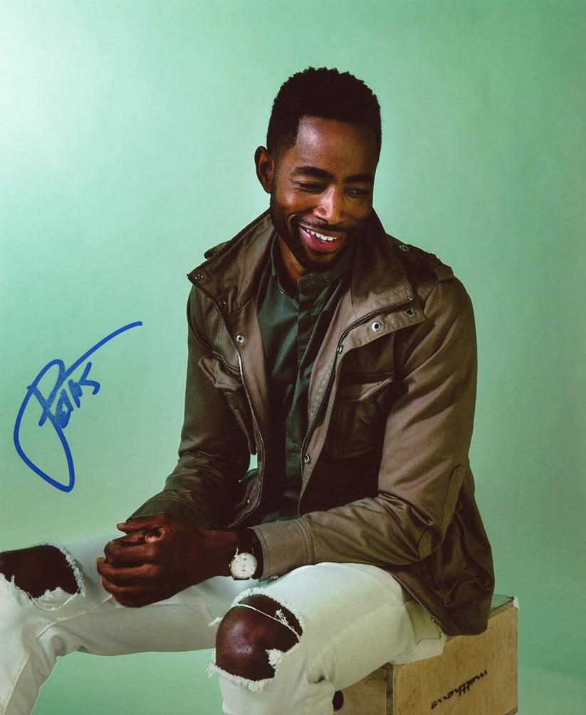 Jay Ellis Signed Photo