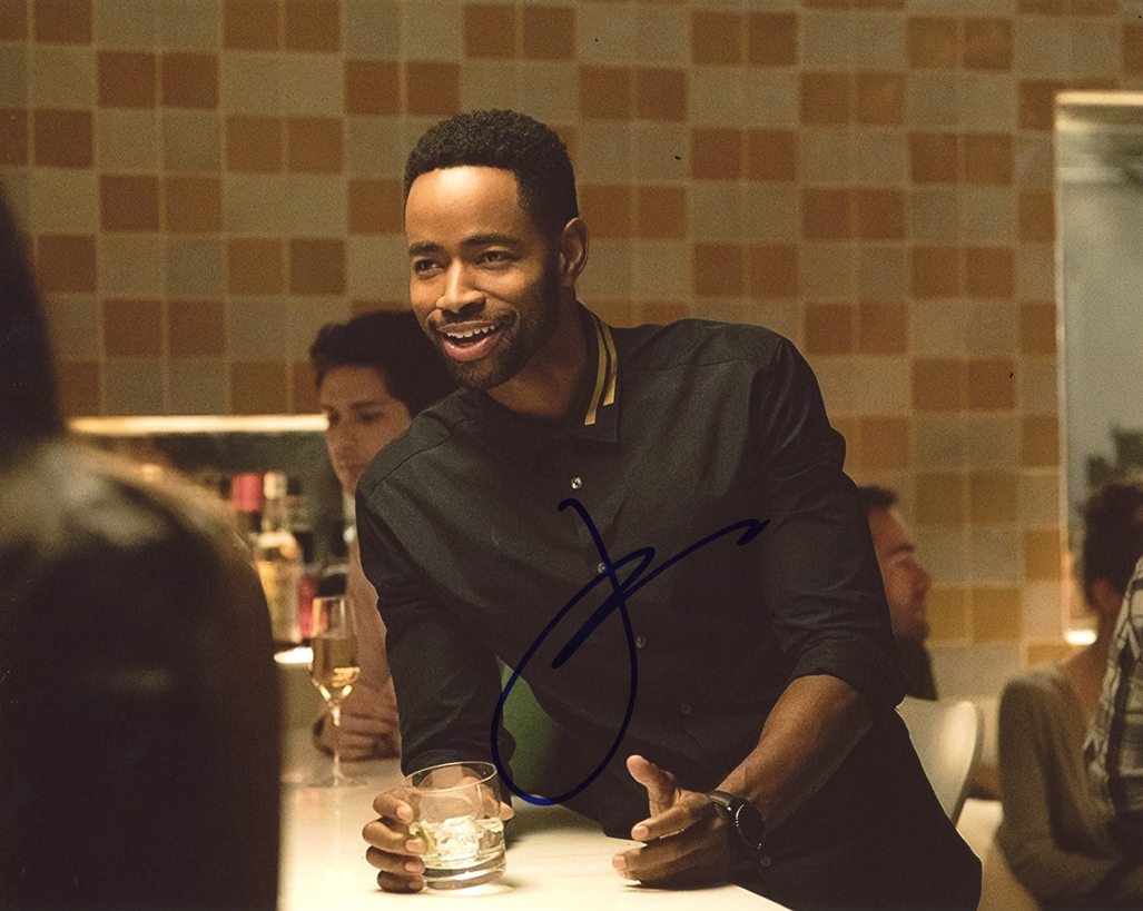 Jay Ellis Signed Photo