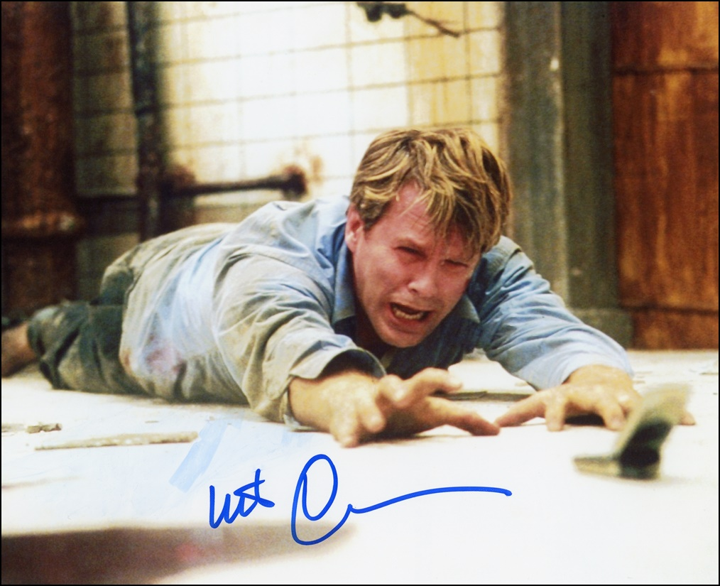 Cary Elwes Signed Photo