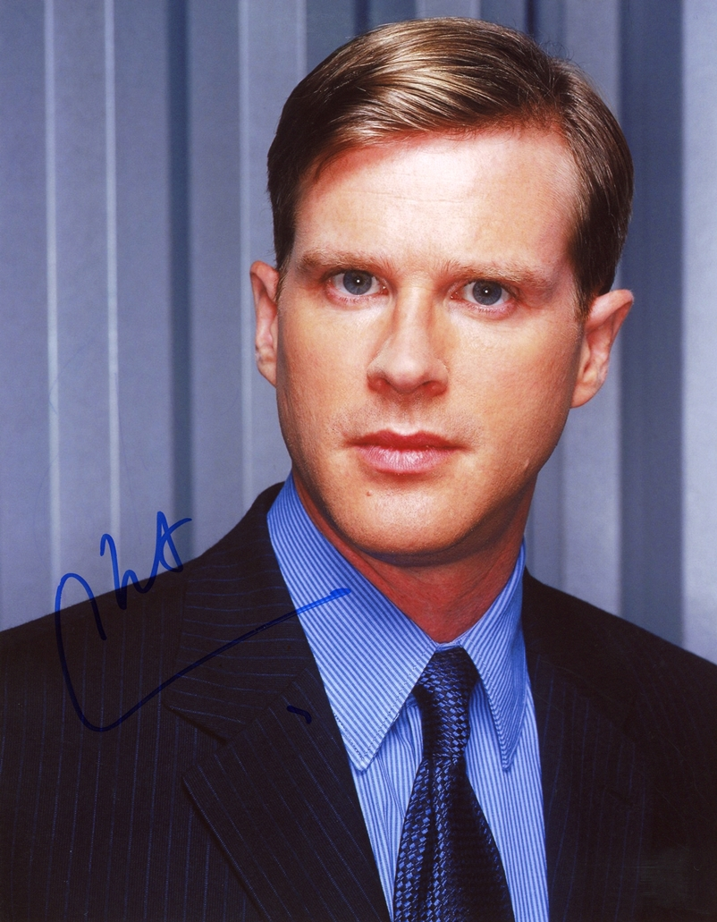Cary Elwes Signed Photo