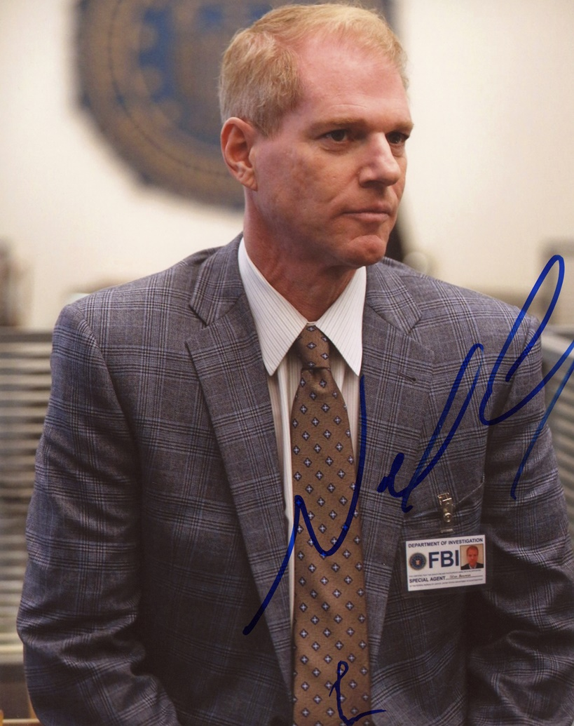 Noah Emmerich Signed Photo