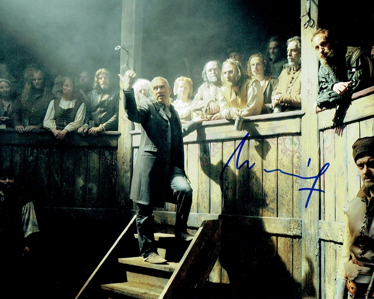 Roland Emmerich Signed Photo