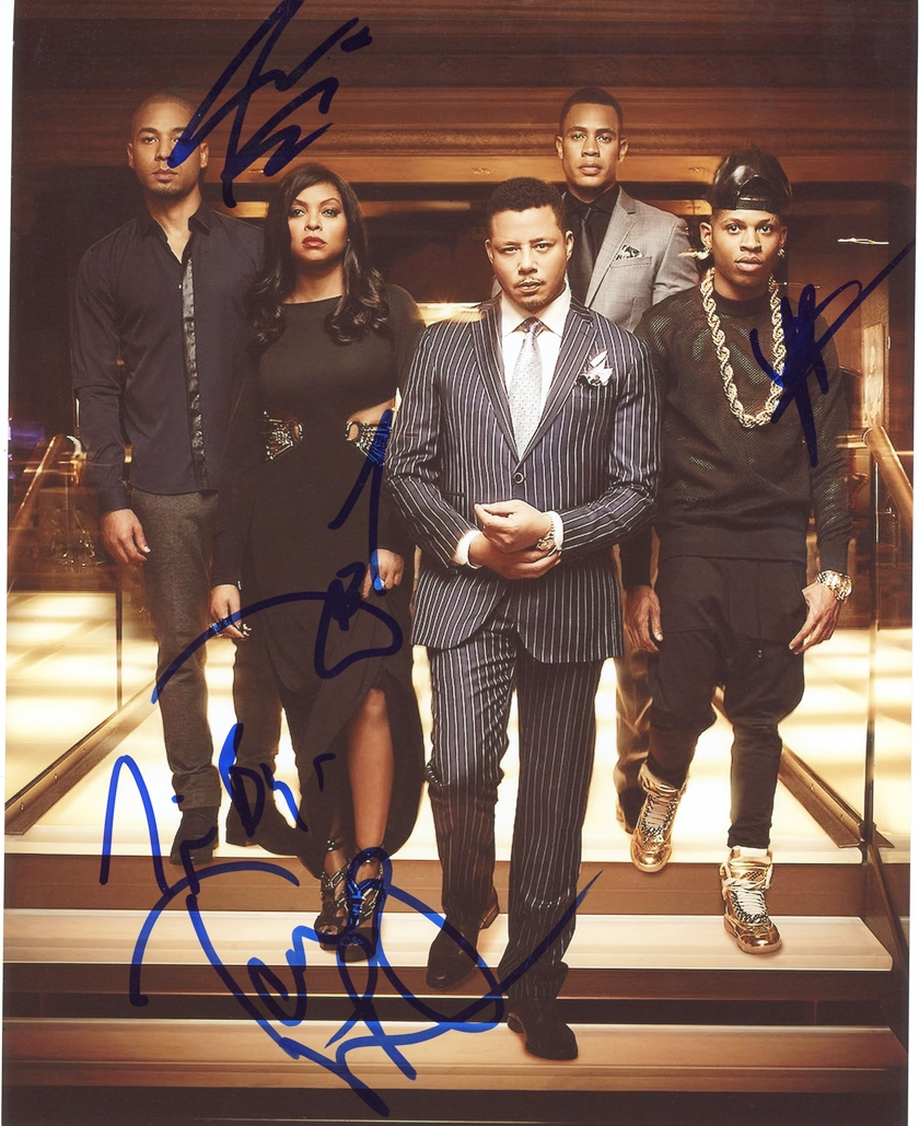 Empire Signed Photo