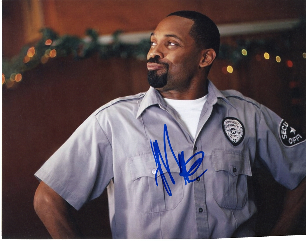 Mike Epps Signed Photo