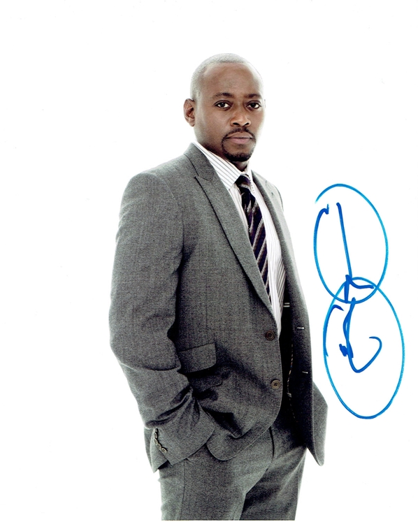 Omar Epps Signed Photo