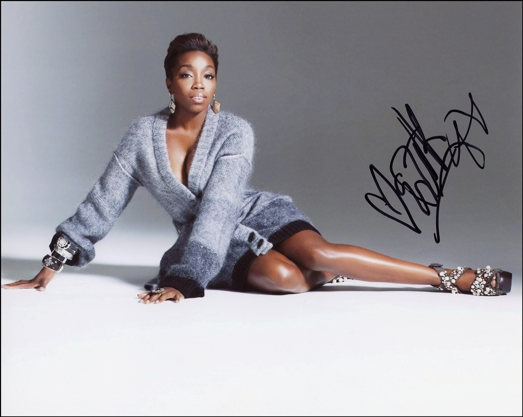 Estelle Signed Photo