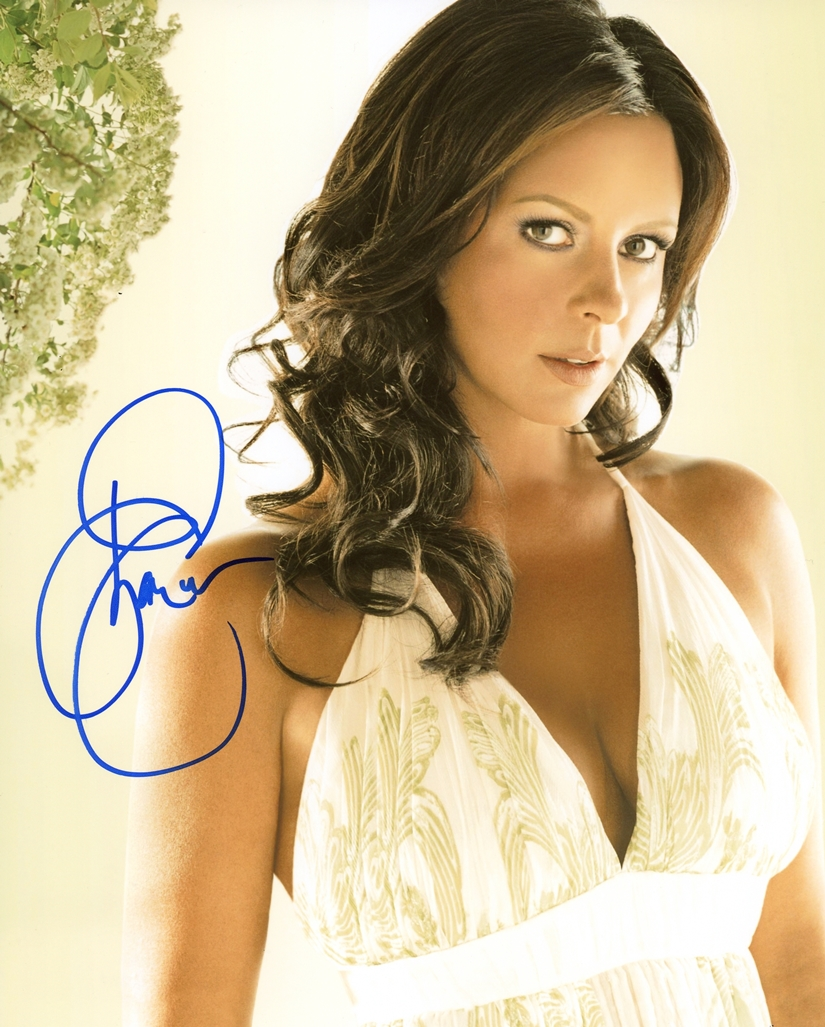 Sara Evans Signed Photo