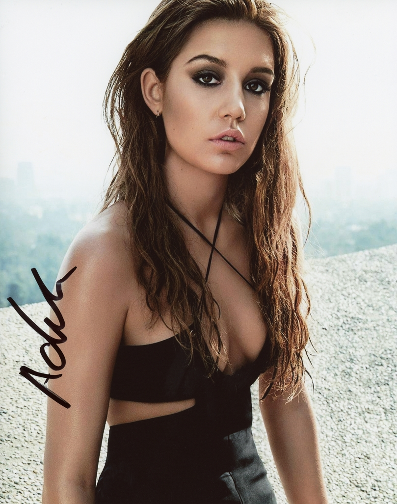 Adele Exarchopoulos Signed Photo