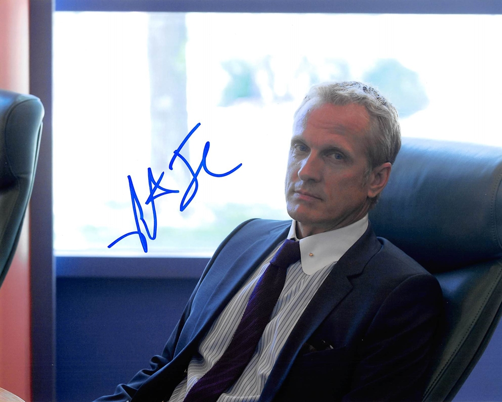 Patrick Fabian Signed Photo