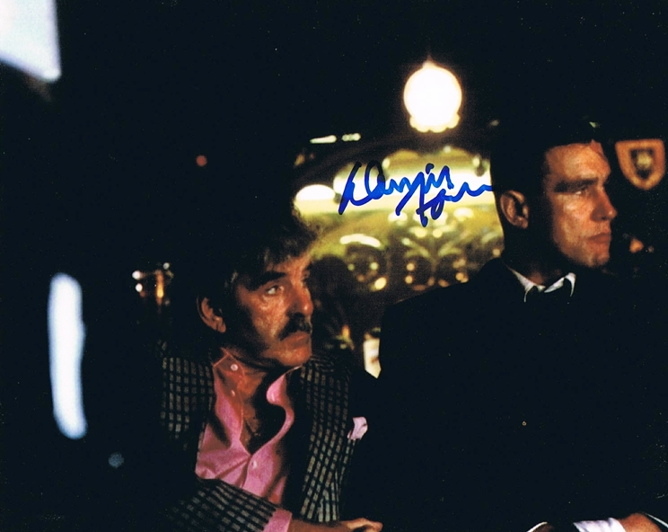 Dennis Farina Signed Photo