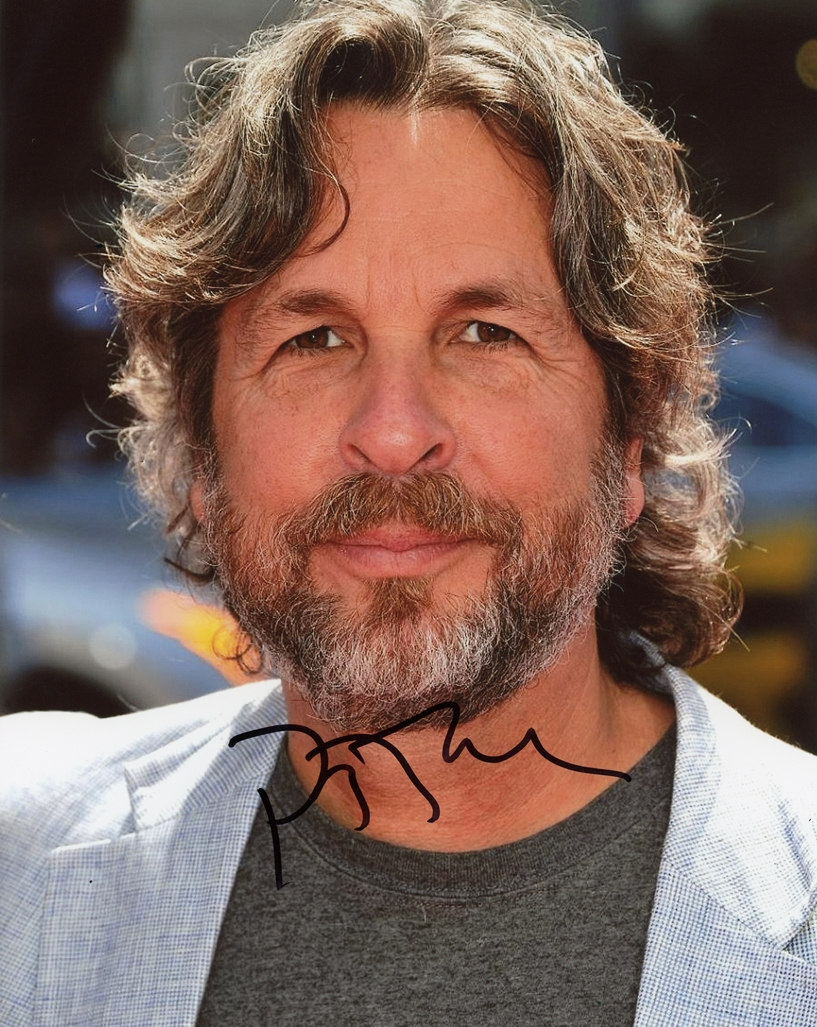 Peter Farrelly Signed Photo