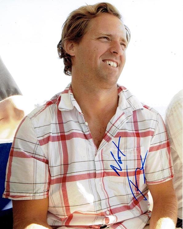 Nat Faxon Signed Photo