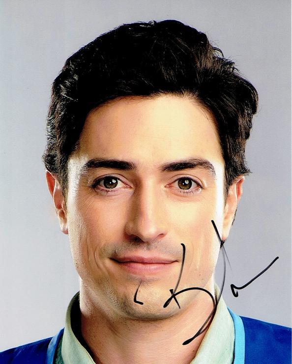 Ben Feldman Signed Photo