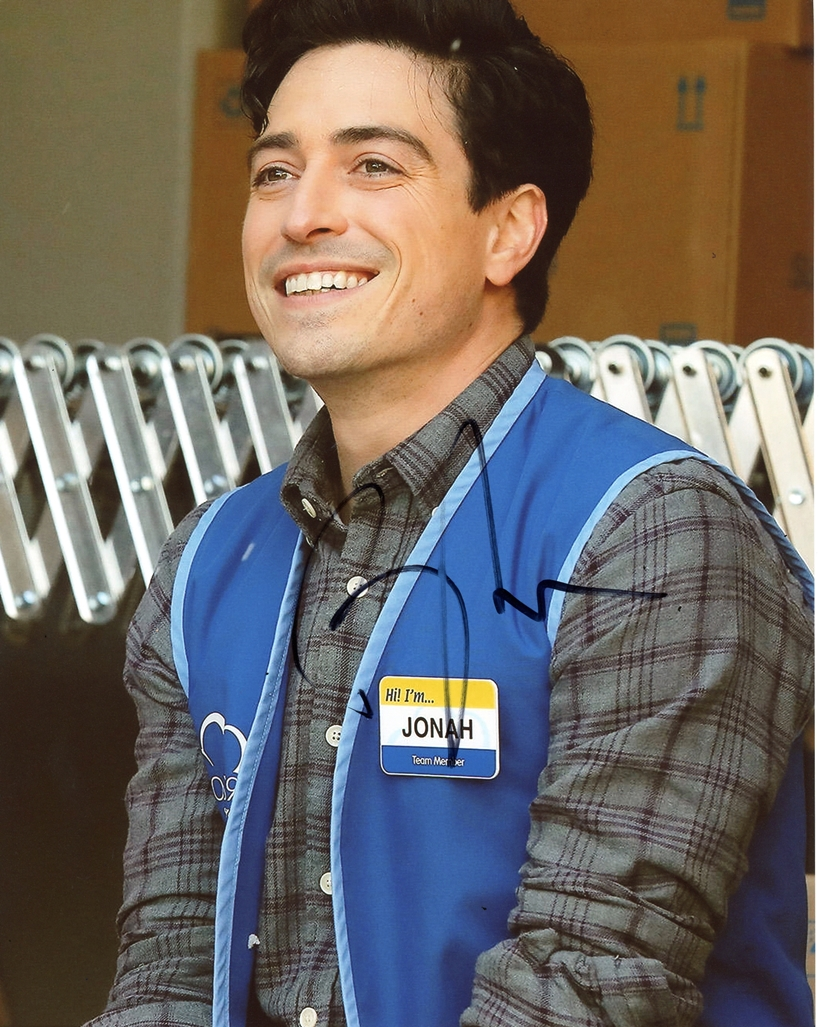 Ben Feldman Signed Photo