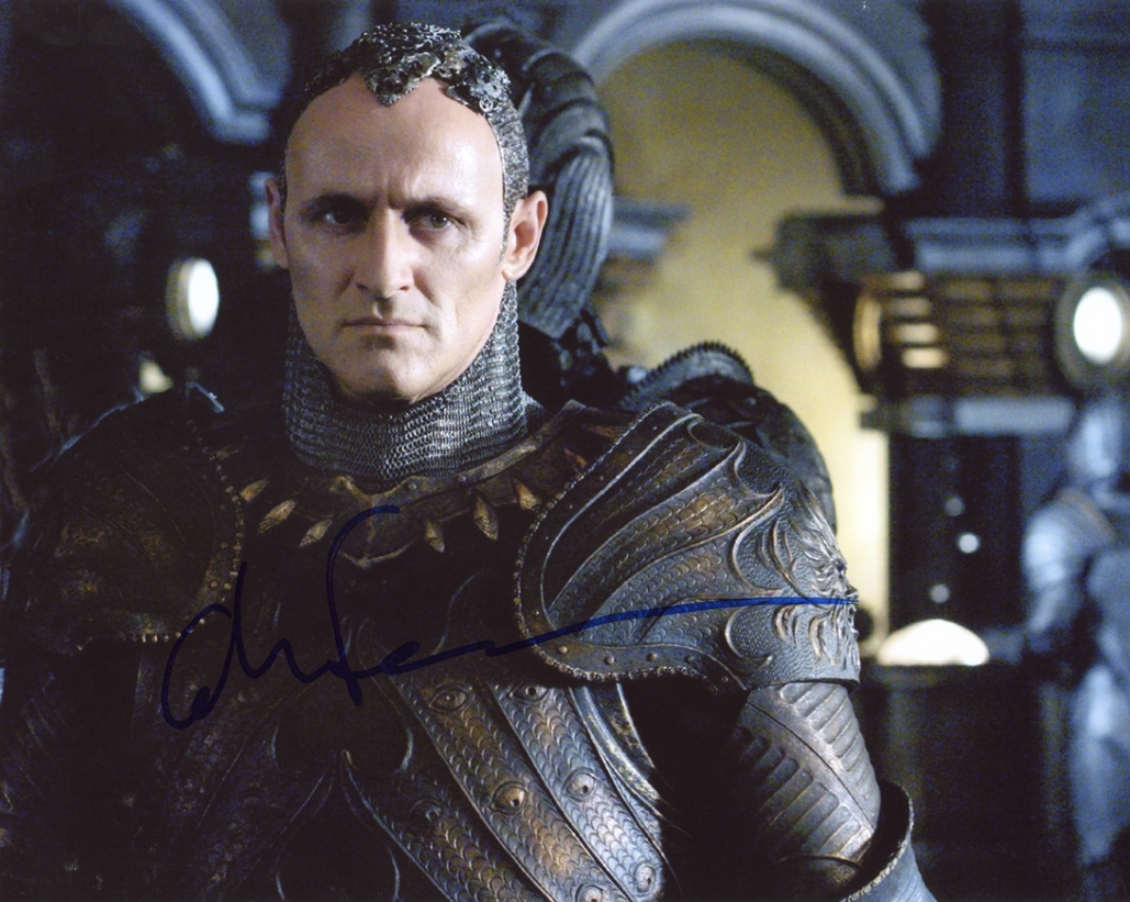 Colm Feore Signed Photo