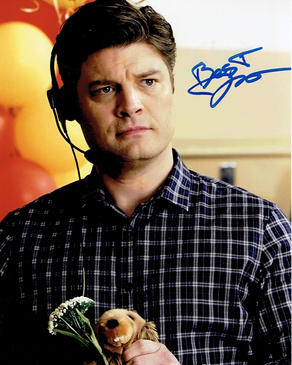 Jay R. Ferguson Signed Photo
