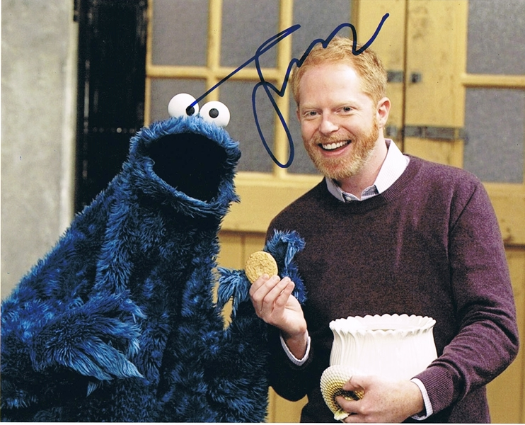 Jesse Tyler Ferguson Signed Photo