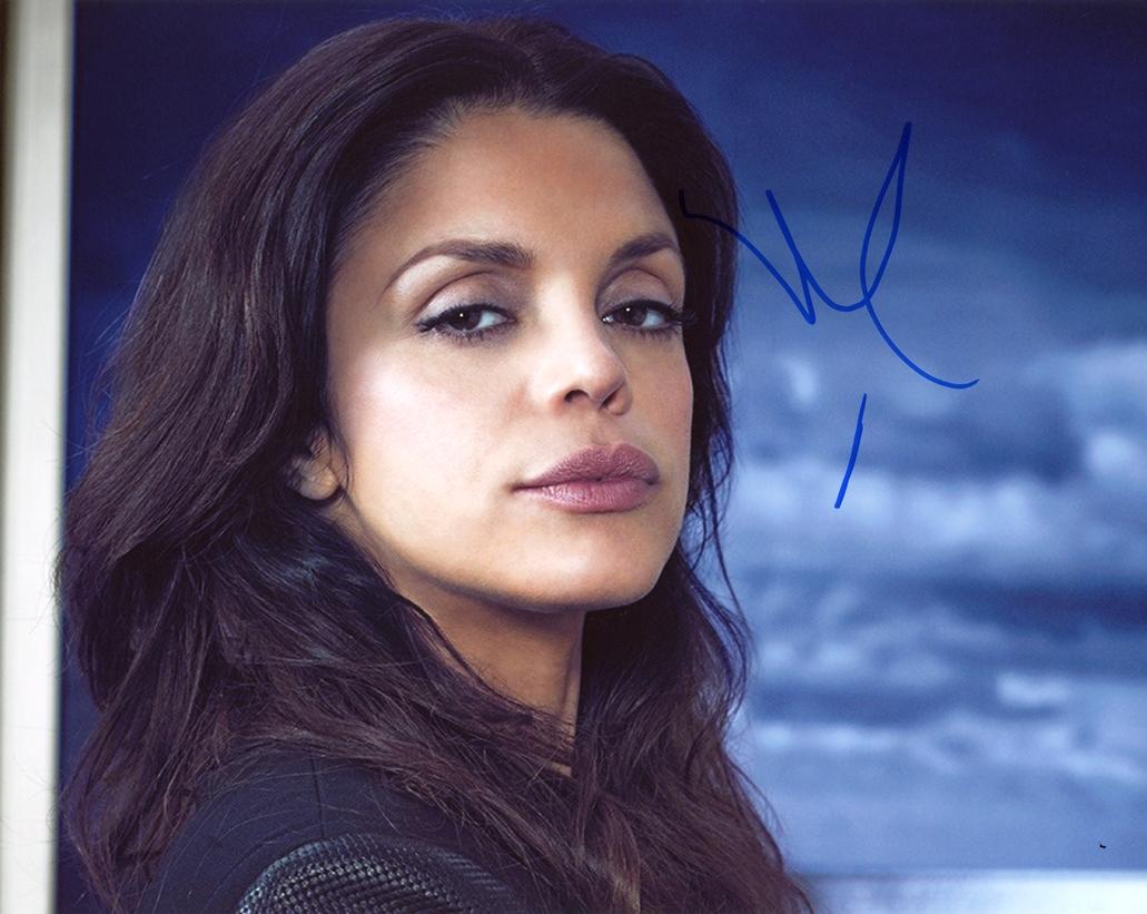 Vanessa Ferlito Signed Photo