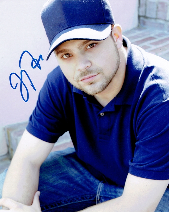 Jerry Ferrara Signed Photo
