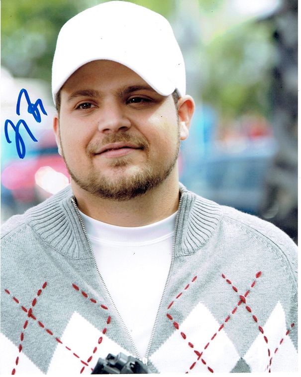 Jerry Ferrara Signed Photo