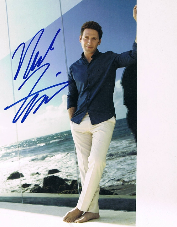 Mark Feuerstein Signed Photo