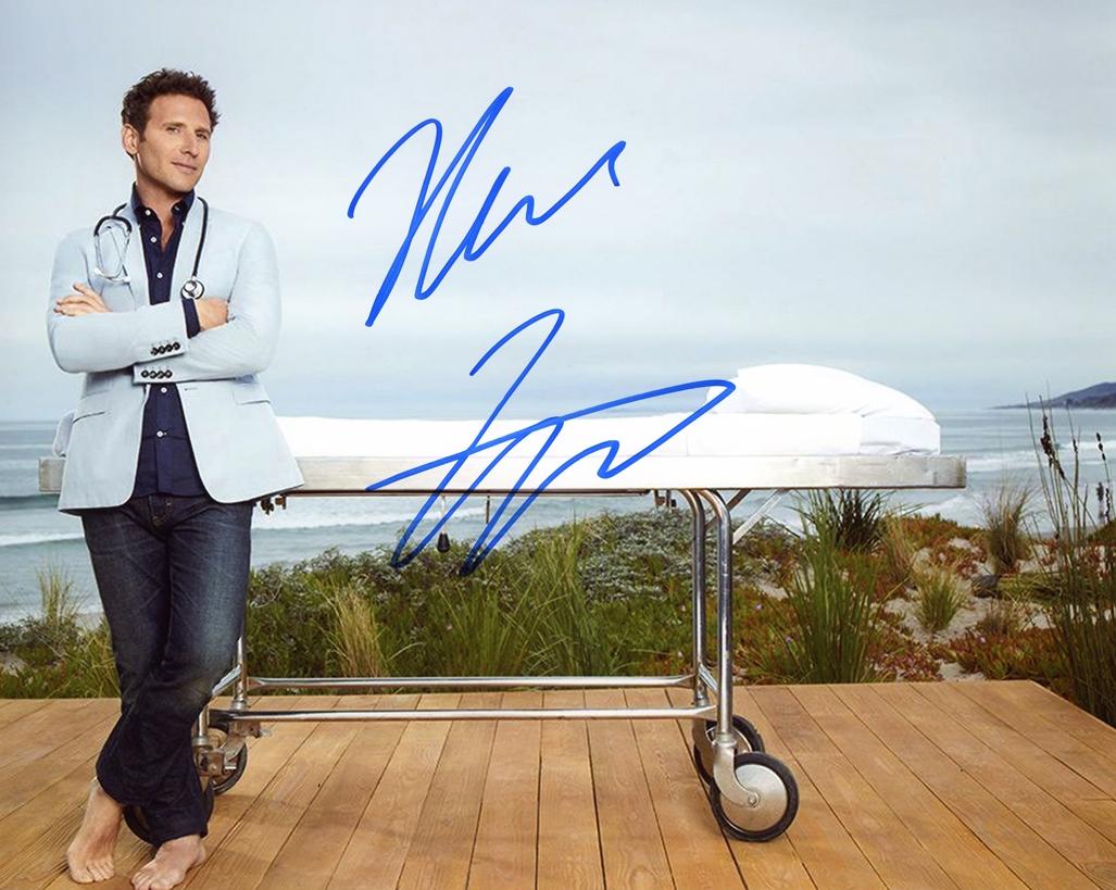 Mark Feuerstein Signed Photo