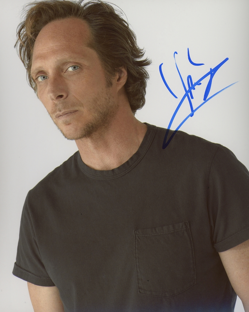 William Fichtner Signed Photo