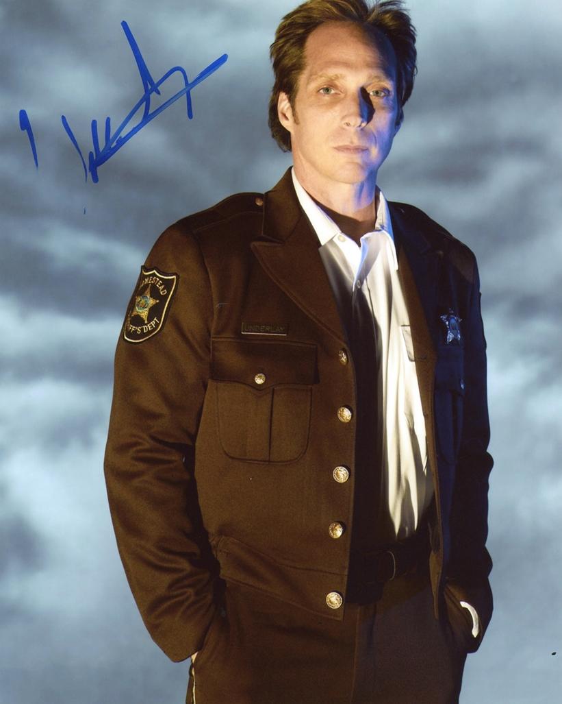 William Fichtner Signed Photo