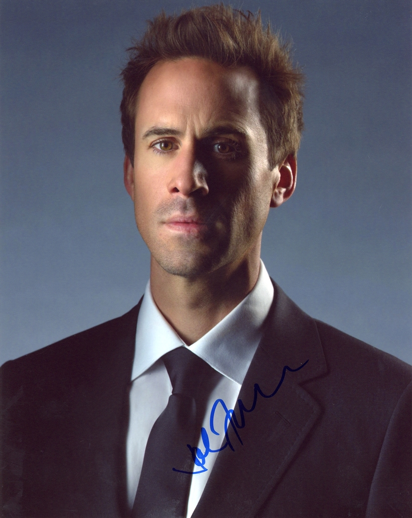Joseph Fiennes Signed Photo
