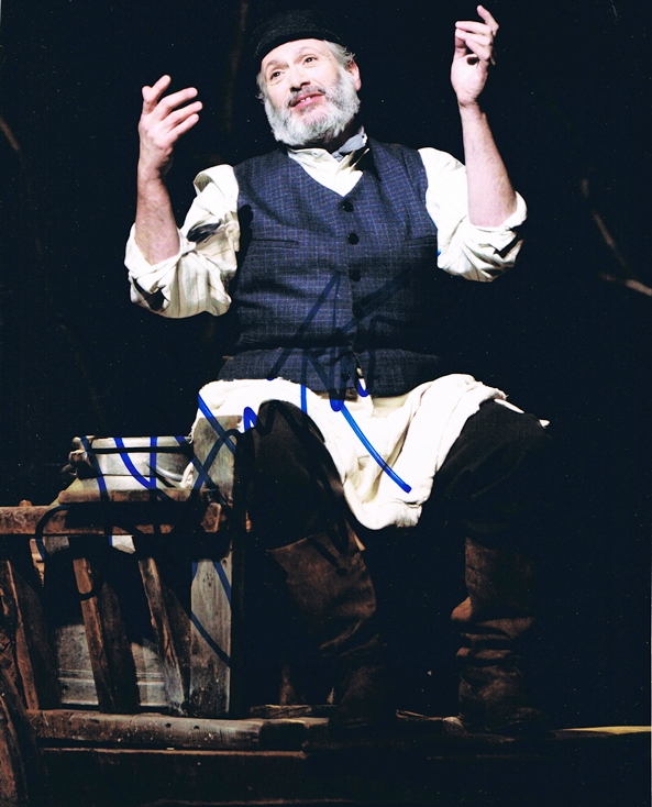 Harvey Fierstein Signed Photo