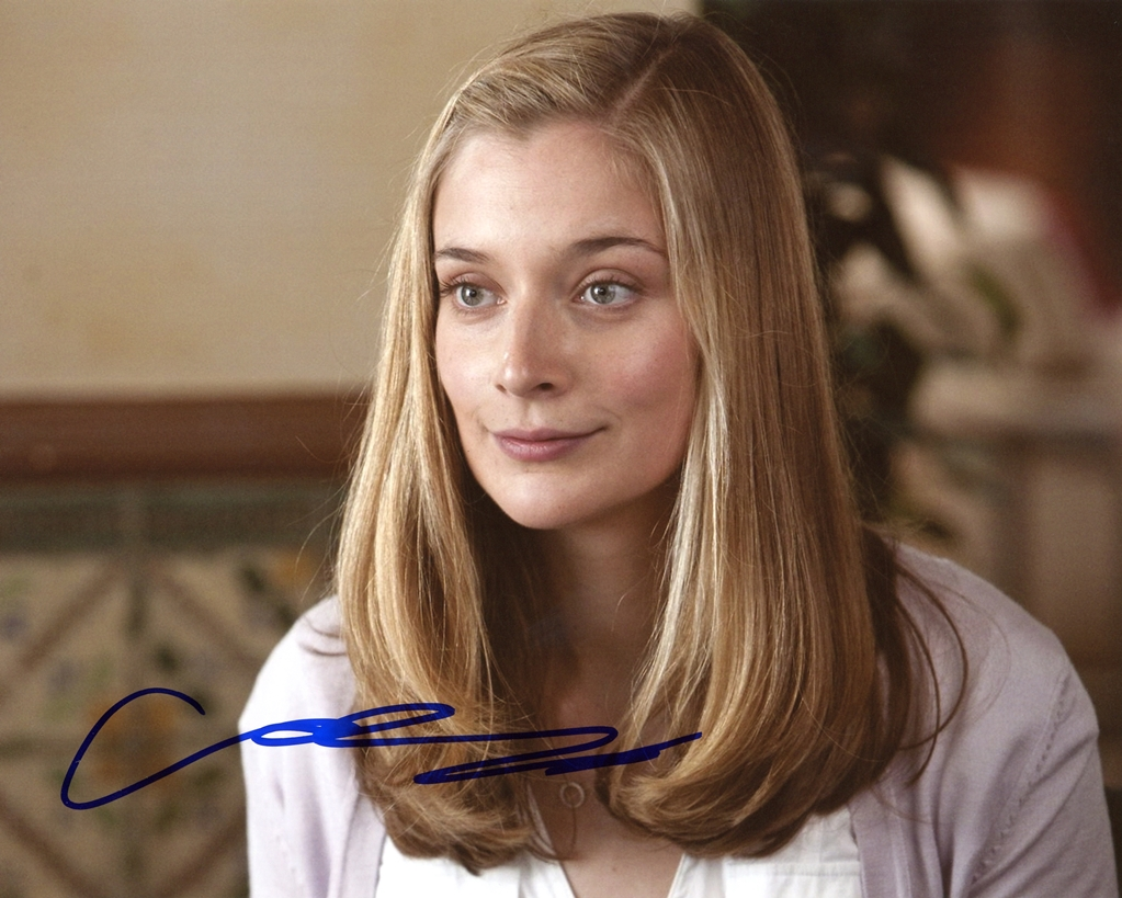 Caitlin Fitzgerald Signed Photo