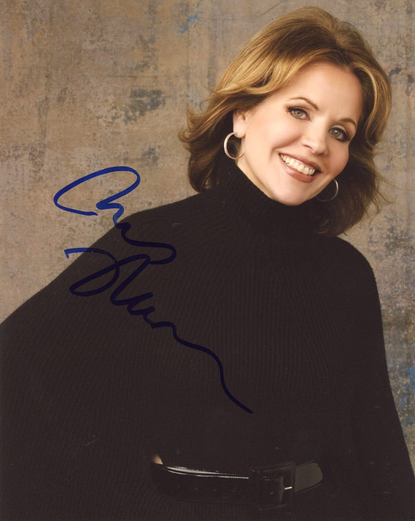 Renee Fleming Signed Photo