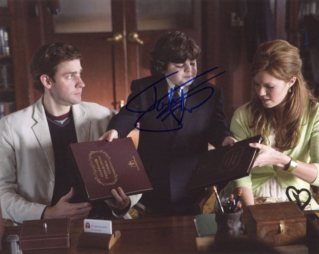 Josh Flitter Signed Photo
