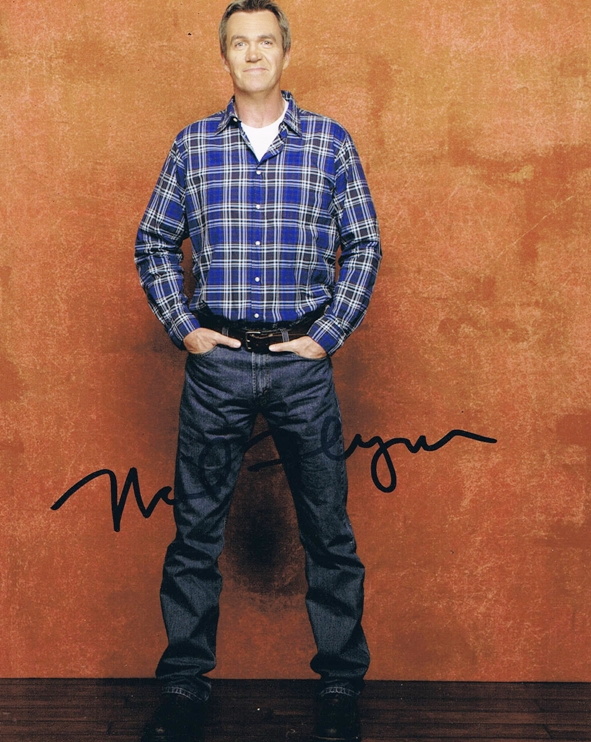 Neil Flynn Signed Photo