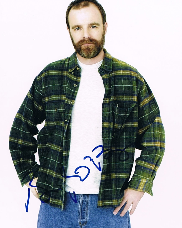 Brian F. O'Byrne Signed Photo