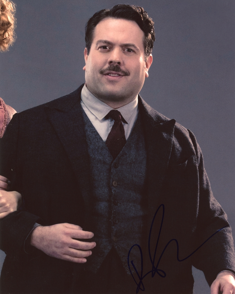 Dan Fogler Signed Photo