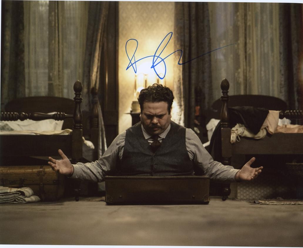 Dan Fogler Signed Photo