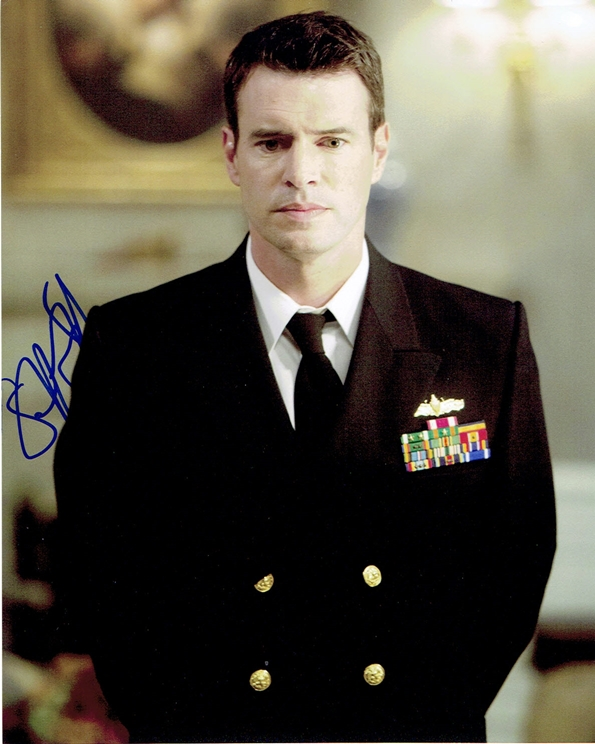 Scott Foley Signed Photo