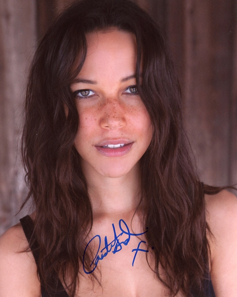 Caroline Ford Signed Photo