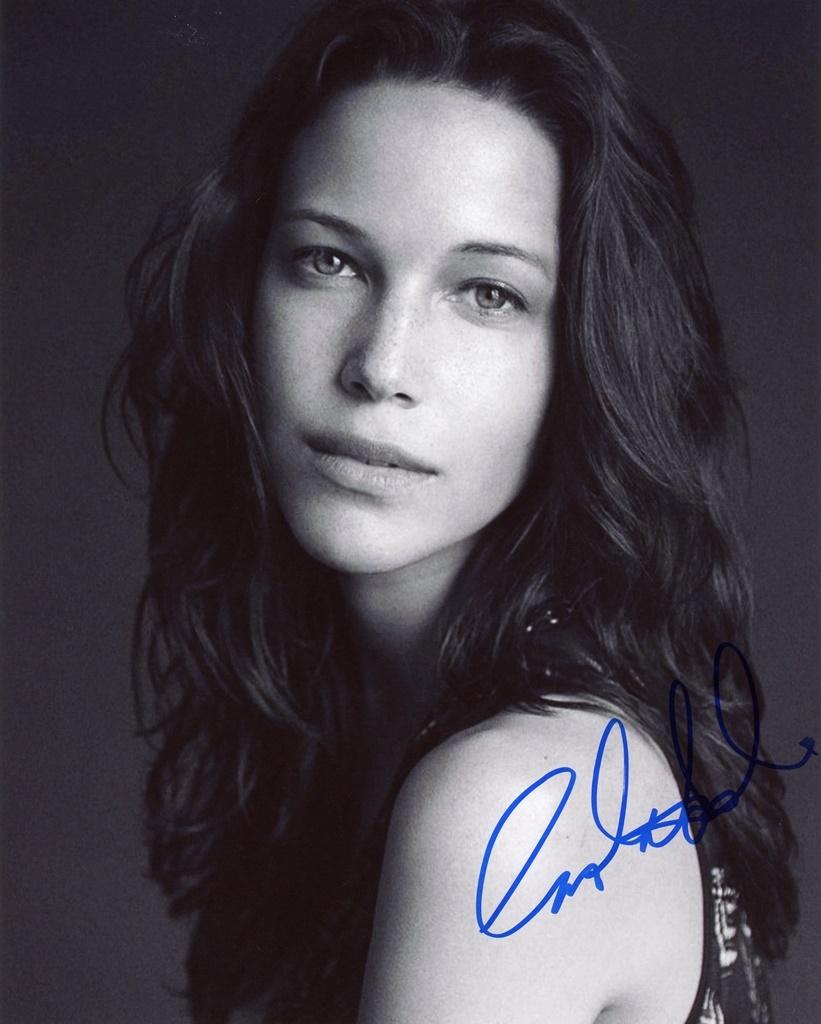 Caroline Ford Signed Photo